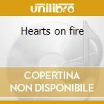 Hearts on fire cd musicale di Sweet comfort band