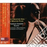 The creator has a master plan cd musicale di Pharoah Sanders