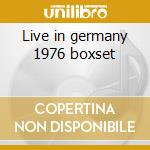 Live in germany 1976 boxset cd musicale di Rainbow