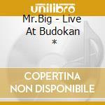 Live at budokan cd musicale di Mr.big