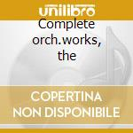 Complete orch.works, the cd musicale di Giuseppe Martucci