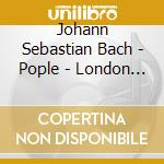 Concertante:j.c.bach cd musicale di Bach johann sebastian