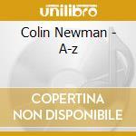 A-Z cd musicale di Colin Newman