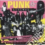 PUNK LEGENDS                              cd musicale di Artisti Vari