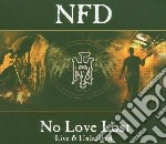 Nfd - No Love Lost cd musicale di NFD