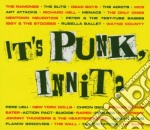 IT'S PUNK, INNIT?                         cd musicale di Artisti Vari
