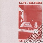 Uk Subs - Killing Time cd musicale di Subs Uk