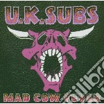 Mad cow fever cd musicale di Subs Uk