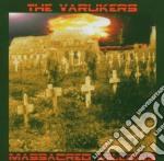 Massacred millions cd musicale di Varukers