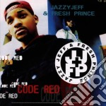 Dj Jazzy Jeff & The Fresh Prince - Code Red cd musicale di Jeff Jazzy
