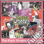 RAW RECORDS PUNK SINGLES                  cd musicale di Artisti Vari