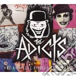 COMPLETE ADICTS SINGLES                   cd musicale di ADICTS