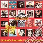 FLICKNIFE RECORDS PUNK C                  cd musicale di Artisti Vari
