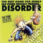 Disorder - Rest Home For Senile Old cd musicale di DISORDER