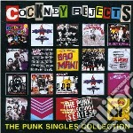 PUNK SINGLES COLLECTION                   cd musicale di Rejects Cockney