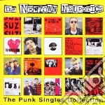 PUNK SINGLES COLLECTION                   cd musicale di NEW TOWN NEUROTICS