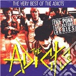 VERY BEST OF                              cd musicale di ADICTS