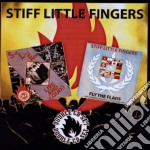 LIVE AND LOUD/FLY THE FLAGS cd musicale di STIFF LITTLE FINGERS