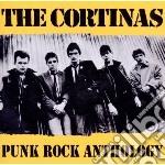 Cortinas - Punk Rock Anthology cd musicale di CORTINAS