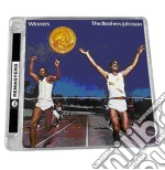 Brothers Johnson - Winners cd musicale di Johnson Brothers