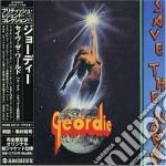 Geordie - Save The World cd musicale di GEORDIE