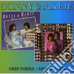 DEEP PURPLE / NEW SEASON                  cd musicale di DONNY & MARIE (OSMON