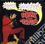 Alvin Stardust - Rock With Alvin cd musicale di Alvin Stardust