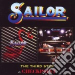 Sailor - Third Step / Checkpoint cd musicale di SAILOR