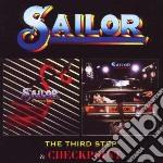 THIRD STEP / CHECKPOINT                   cd musicale di SAILOR