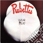 Rubettes - Wear It's At cd musicale di RUBETTES