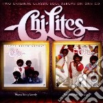 Chi-lites - Happy Being Lonely / The Fantastic cd musicale di CHI-LITES