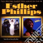 Phillips, Esther - You've Come A Long Way Baby/all About Es cd musicale di Esther Phillips