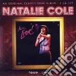 Natalie... live! cd musicale di Natalie Cole