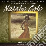 Natalie Cole - Thankful - Expanded Edit cd musicale di Natalie Cole