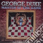 Master of the game - exp cd musicale di George Duke
