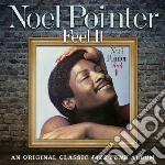 Noel Pointer - Feel It cd musicale di Noel Pointer
