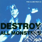 Destroy All Monsters - Bored cd musicale di DESTROY ALL MONSTERS