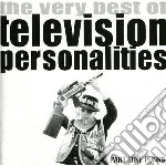 Television Personalities - Part Time Punks - The Very Best Of cd musicale di Personaliti Television