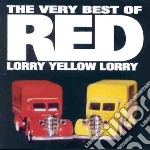 VERY BEST OF                              cd musicale di RED LORRY YELLOW LOR