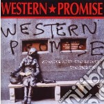 RUNNING WITH THE SAINTS: THE BEST OF      cd musicale di Promise Western
