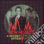 New Hearts - Secret Affair - The Cbssessions 1977-197 cd musicale di Hearts New