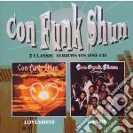 Con Funk Shun - Loveshine/candy cd musicale di CON FUNK SHUN
