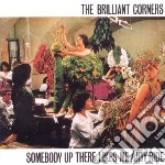 SOMEBODY UP THERE LIKESME / JOYRIDE       cd musicale di Corners Brilliant