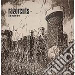 Razorcuts - Storyteller cd musicale di RAZORCUTS
