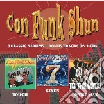 Touch / seven / to the max cd musicale di Con funk shun