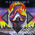 ZONES                                     cd musicale di HAWKWIND