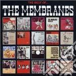 Membranes - Best Of cd musicale di MEMBRANES