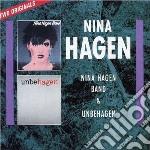 UNBEHAGEN                                 cd musicale di Nina Hagen