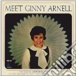 MEET GINNY ARNELL                         cd musicale di Ginny Arnell