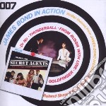 JAMES BOND IN ACTION/THEMES FOR SECRET A  cd musicale di Roland & his o Show